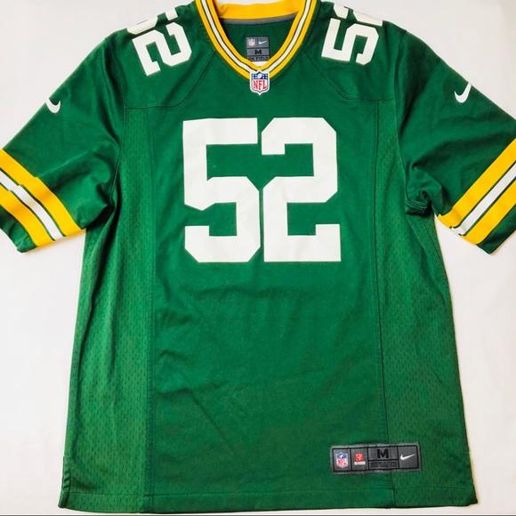 outlet store a431b 05374 #52 Green Bay Packers NFL Apparel Jersey Mathews
